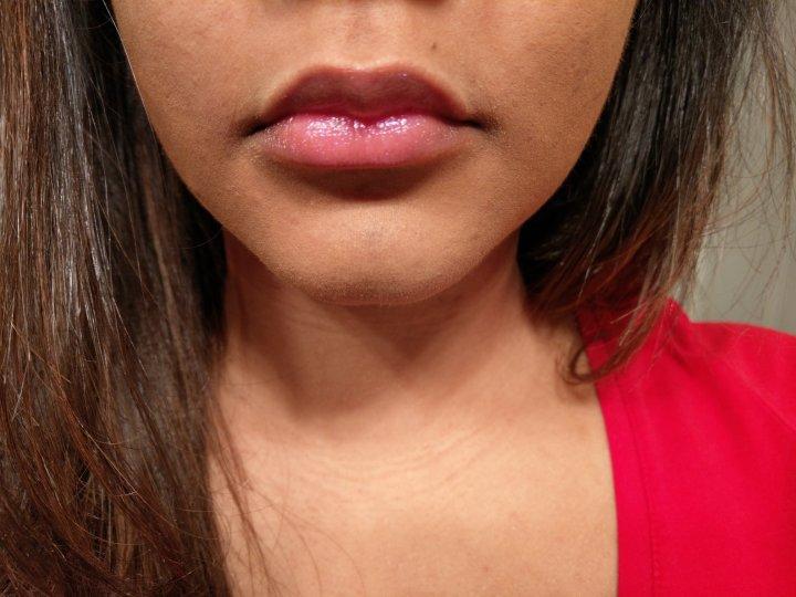 Full Lips Dior lip gloss