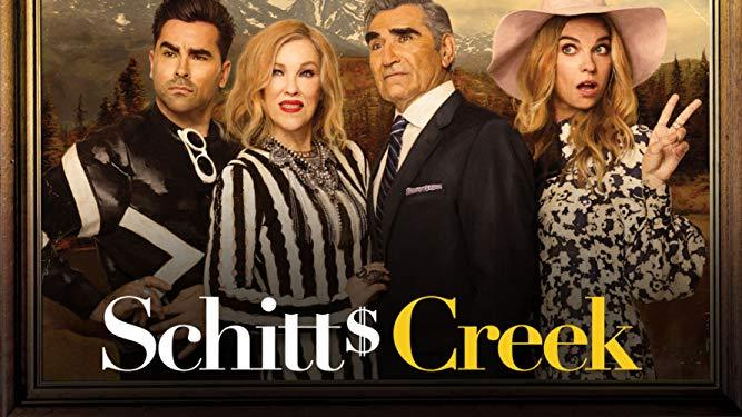 Schitt's Creek comedy Netflix