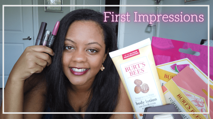 Burt's Bees Hits and Misses for Medium to Deep Skin Tones
