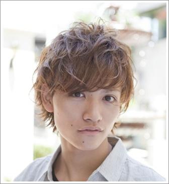 藤田富 髪型