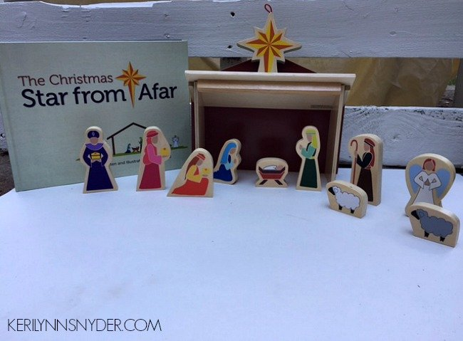 Teaching your kids the real meaning of the Christmas story in a hands on way. Christmas nativity for kids