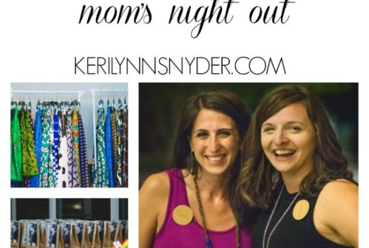 Bloom Recap- Mom's Night Out