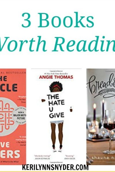 What I Am Reading + a Giveaway