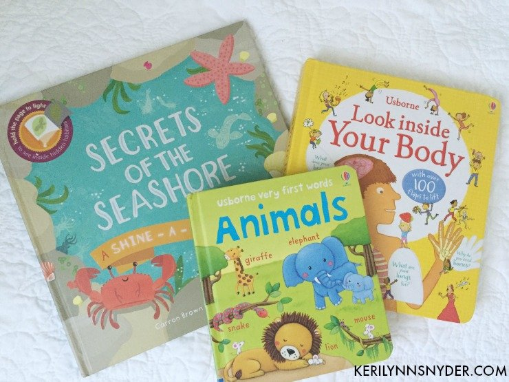 Usborne Books- Christmas gift idea