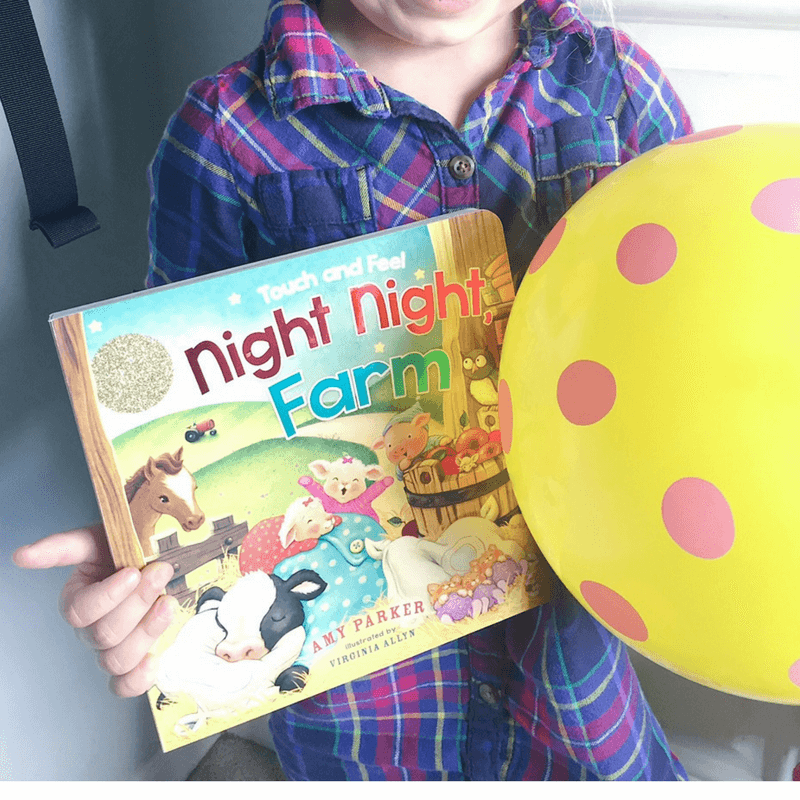 Friday Favorites, book for toddlers, farm theme