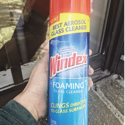 My Secret to Clean Windows
