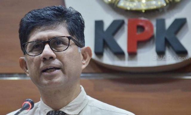 Wakil Ketua KPK Laode Muhammad Syarif
