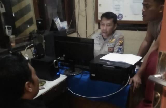 Photo of Breaking News! Jufrizal Kades Pelompek Kerinci Dilaporkan ke Polisi