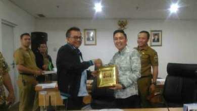 Photo of Kunker DPRD Sungai Penuh di DPRD DKI Jakarta