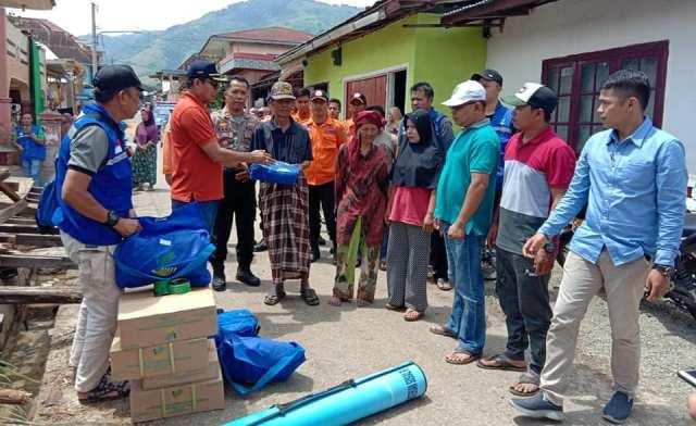 Photo of Respon Cepat, Pemkot Sungai Penuh Bantu Korban Bencana Alam