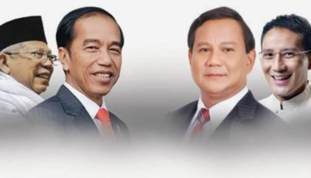 Photo of Jokowi dan Prabowo Saling Klaim Kemenang, KPU Minta Stop, Tunggu Pengihitungan Resmi