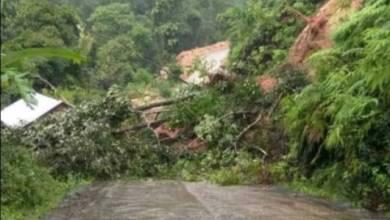 Photo of Longsor, Akses Jalan Sejumlah Desa di Batang Asai Terputus