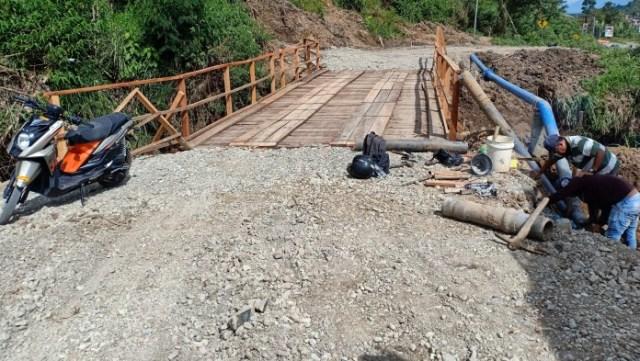 Photo of Amrinal : Kontraktor CV. APK Jangan Seenaknya Ambil Material Dilokasi Kerja