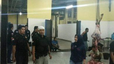 Photo of Rumah Potong Hewan Jambi Digrebek Polisi, Diduga Karyawannya Konsumsi Narkoba