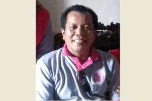 Hasferi Akmal Kepala Dinas Pemerintahan Desa Kabupaten Kerinci