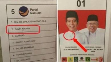 Photo of Heboh! Surat Suara Tercoblos untuk 01 di Malaysia, Bawaslu Juga Singgung Anak Kedubes