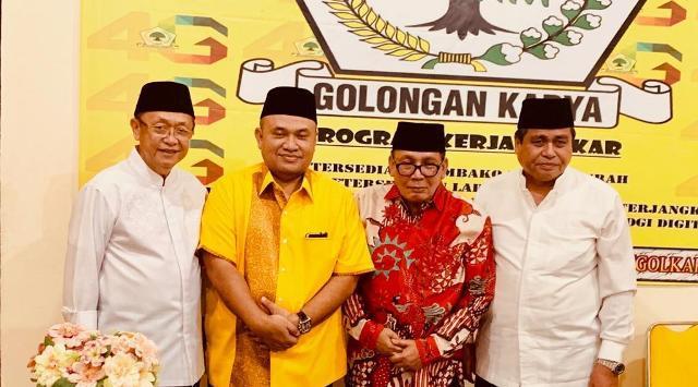 Photo of Dapat Dukungan HBA, Cek Endra Berpeluang Pimpin DPD Golkar Provinsi Jambi
