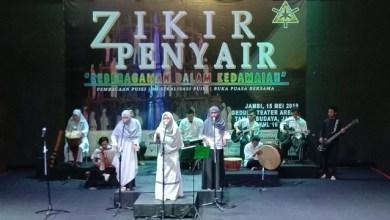 Photo of Zikir Penyair Jambi Ajang Eratkan Silaturahmi Seniman