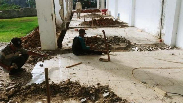 Photo of CV Citra Dwi Pratama Bakal Dilaporkan, Diduga Mencuri Listrik di Kantor Bupati
