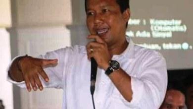 Photo of Romi Sentil Gubernur Jambi Terkait Anggaran Jalan Tanjabtim