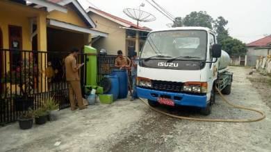Photo of Akhirnya Distribusi Air Dengan Mobil Tanki PDAM Masuk Ke BTN Tiara Hidayah