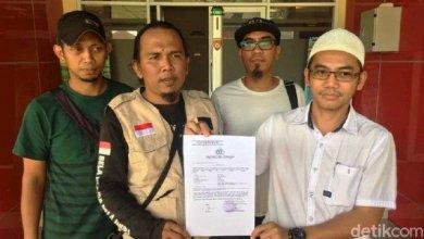 Photo of Deddy Sutrisno Berurusan Dengan Polisi Terkait Hina Almarhum Ustadz KH Taufik Hasnuri