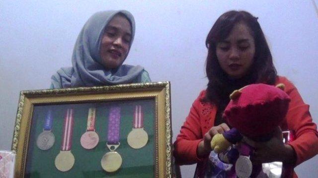 Photo of Batal Ikut SEA Games 2019 Shalfa Menyurati Jokowi karena Dituduh Tak Perawan