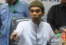 Photo of Subscriber Ustadz Abdul Somad Tembus 1 Juta