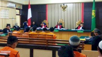 Photo of 5 Warga SAD Divonis 5 Bulan Penjara Terkait Terlibat Kasus SMB
