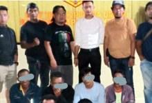 Photo of Judi Song, 6 Orang Warga Kerinci Diringkus Polisi
