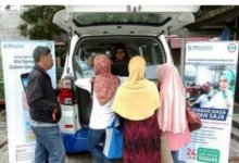 Photo of Mobile Customer Service BPJS Layani Masyarakat Kota Jambi