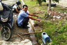 Photo of Nunggak Empat Bulan, Meteran Air Kantor DP3A Sarolangun Dicabut