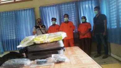 Photo of 5 Kilo Sabu Dimankan BNNP Jambi