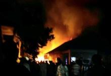 Photo of Kebakaran di Kayu Aro, Satu Rumah Habis Terbakar