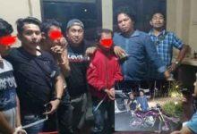 Photo of 3 Perampok Spesialis Bongkar Rumah di Kerinci Ditangkap, Satu DPO