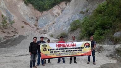 Photo of 3 Lokasi Galian C Illegal di Wilayah Hukum Gunung Kerinci Ditutup