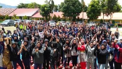 Photo of Video! Viral SMA 6 Kerinci Buat Rekor Baru Dunia Pendidikan
