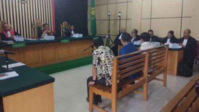 Photo of JPU KPK Tuntut Effendi Hatta Cs 5 Tahun Penjara