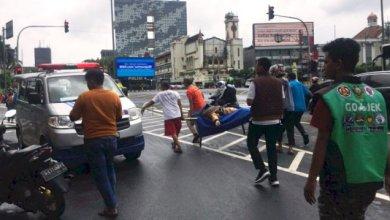 Photo of Rahmat Tewas di TKP Usai Nyungsep ke Lobang Karena Terobos Banjir Jakarta