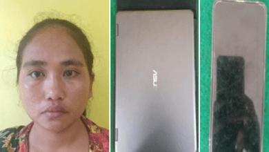 Photo of Nekat Curi Laptop Saat Mau Berobat, IRT Asal Siulak Ditangkap Polisi