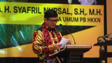 Photo of Perombakan Pengurus PB HKK Nasional