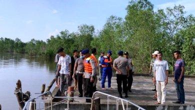 Photo of Abdul Hamid Warga Sungaisaren Tanjab Barat Ini Hanyut Terseret Arus Sungai