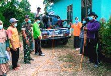 Photo of Desa Lubuk Gaung Antisipasi Penyebaran Corona dengan Semprot Cairan Disinfektan