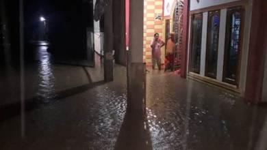 Photo of Diguyur Hujan Lebat, Sejumlah Kecamatan di Kerinci dan Sungai Penuh Diterjang Banjir