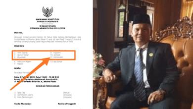 Photo of Selain Adirozal, Nama Edminudin Ketua DPRD Kerinci Juga Sebagai Pemohon Pengujian UU Nomor 25 Tahun 2008