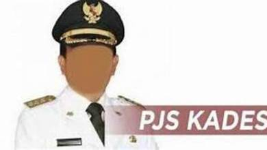 Photo of Pjs Kades Tanjung Pauh Mudik Kosong