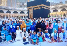 Photo of 13 WNI yang Beruntung Lolos Haji 2020