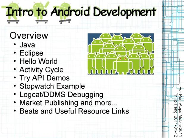 2011-01-12 Intro to Android Development 005