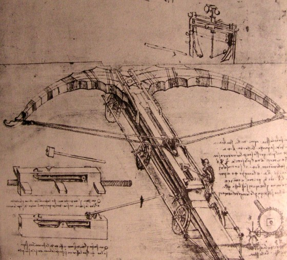 By Leonardo da Vinci - Bortolon, The Life and Times of Leonardo, Paul Hamlyn, Public Domain, https://commons.wikimedia.org/w/index.php?curid=1647206