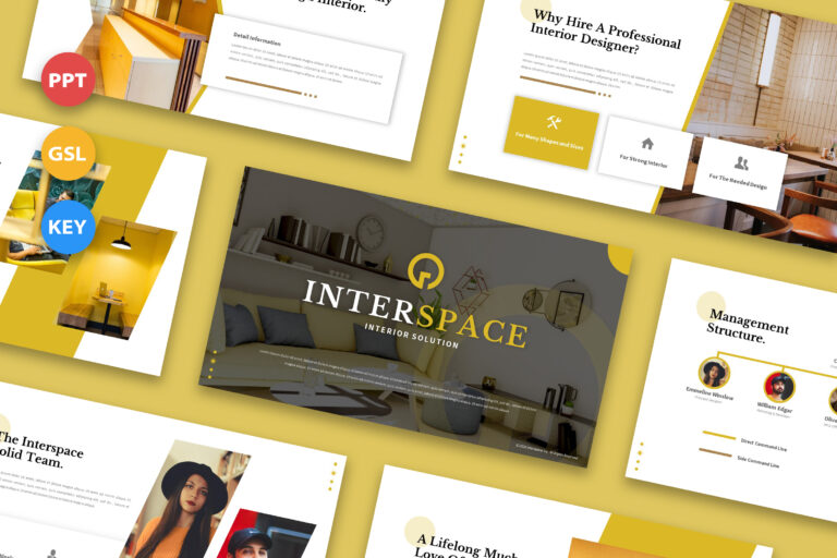 Preview image of Interspace – Interior Presentation